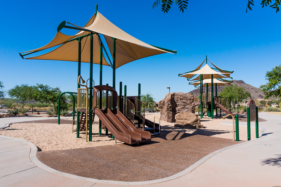 Deem Hills Recreation Area - Play Structure