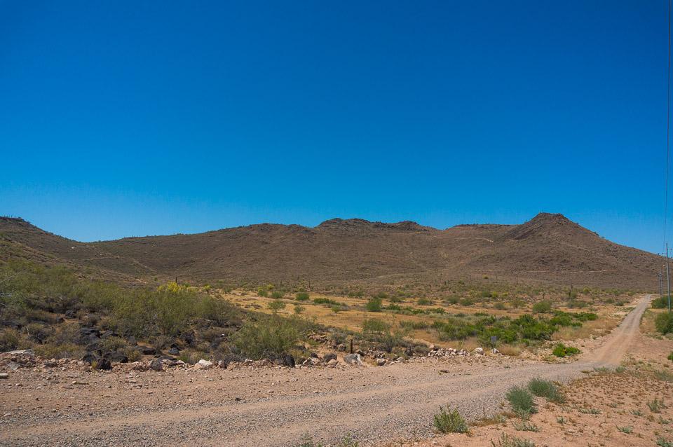 Deem Hills Trail - Fire Road