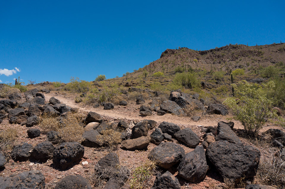 Deem Hills Trail