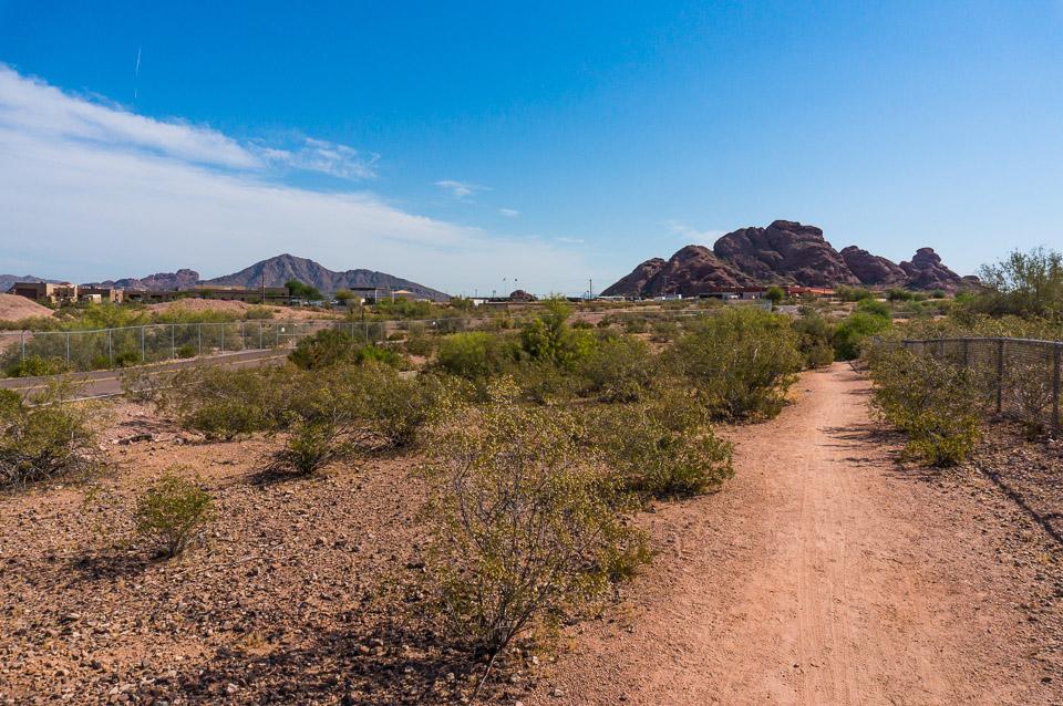 Papago Park Trail