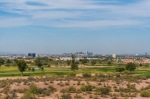 Papago Park - Downtown Phoenix and Golf Course