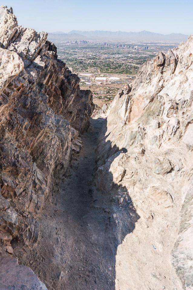 Piewesta Peak - Hallway