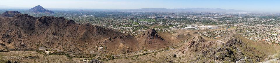 Piewesta Peak - Panorama