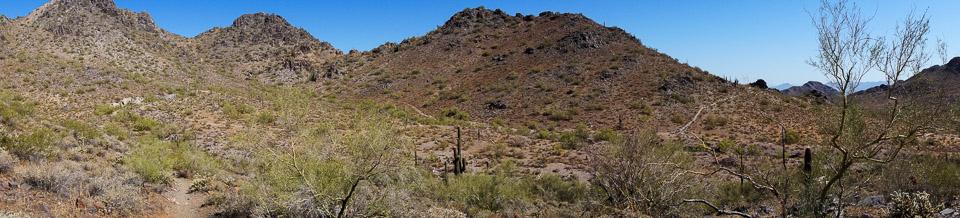 Trail 340 - Panorama