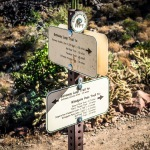 Mcdowell Sonoran Preserve - Signage
