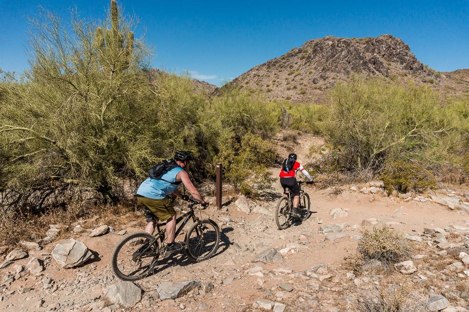 Trail 100 East Hike Amp Bike Phoenix